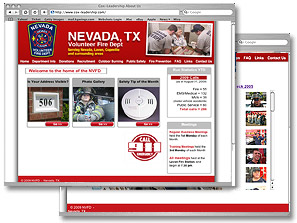 Nevada Texas Volunteer Fire Department